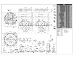 Gas Storage Tanks Designing Services
