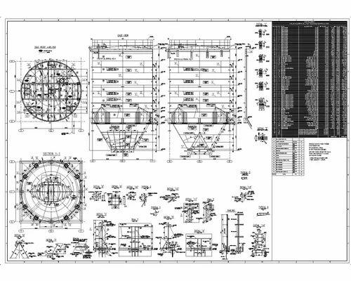 Storage Tanks Design Amp Detailing Services Gas Storage