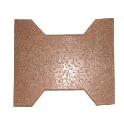 Section or Dumble Interlocking Tile mold