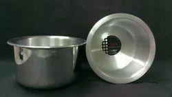 Aluminum Bhagona