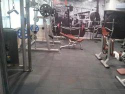 Gym Tiles Flooring