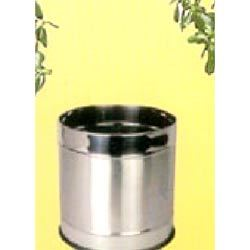Stainless Steel Planter Pot Ss Planter Stainless Steel Planter