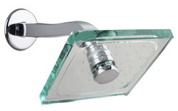 6x6 Glass Shower