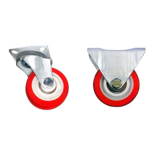 Trolley PU Wheel Castors