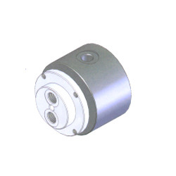 Hydraulic Rotary Joint - Swivel 2 Way Joint Manufacturer