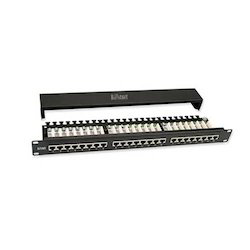 Cat 5e STP 24 Port Patch Panel