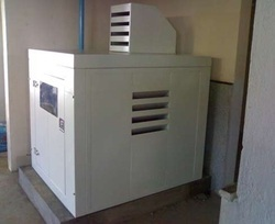 Air Compressor Enclosure