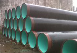 CS API 5l X52  PSL2 3LPE Coated Pipes (ACC To Dn30670)