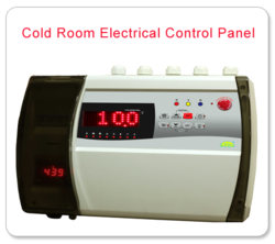 Cold Room Control Panel, For Industrial
