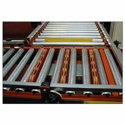 SS Industrial Roller Conveyors