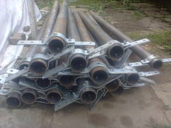 Oil Refineries Cast Iron Earthing Pipe