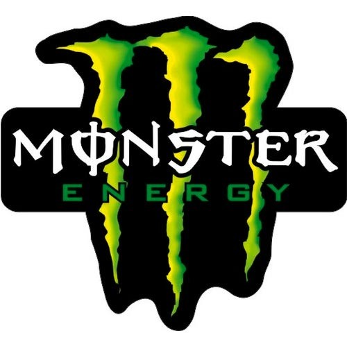 Monster Energy Decorating Stickers Shree Radhey Enterprises New