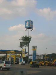 Signage High Mast System