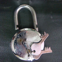 Saraf With Key Pad Lock, For Security, Padlock Size: 40 Mm