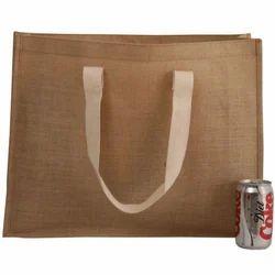 NORQUEST品牌棕色黄麻包,尺寸:18