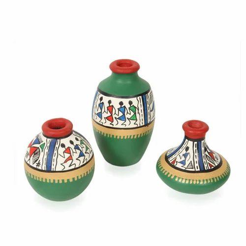 Terracotta Flower Pots Decorative Pots