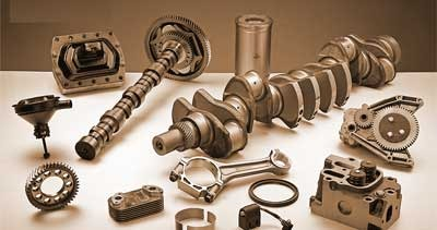 Gensets Spare Parts