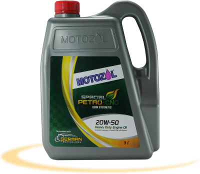 Commercial Vehicle Oils - Tractor Oils (Super Diesel 20-W40