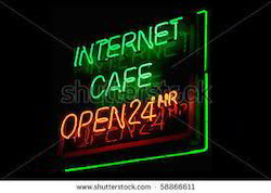 24 hrs Cyber Cafe