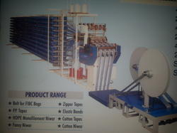 Jumbo Bag Needle Loom Machine