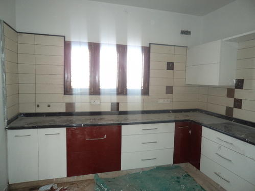 Kitchen Interior Work