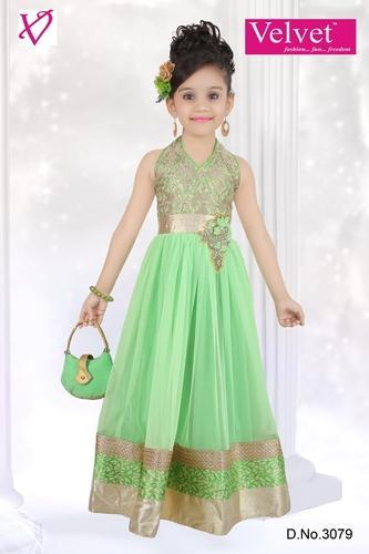 cda2eee37d8b Kids Designer Gown at Rs 1600  piece(s)