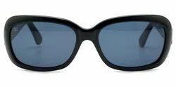 Brigitte Black Men's Sun Glasses