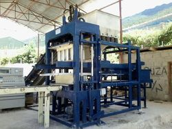 RBM-10 Fly-Ash Concrete Brick Making Plant