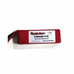 11.1v -2200 Mah Lipo Battery 25C