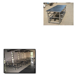 Stainless Steel Table For Canteen