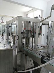 High Speed Water Bottle Rinsing Filling Capping Machine