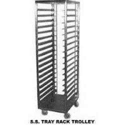 Stainless Steel Rack Trolley