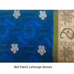 Net Fabric Lehenga Sarees
