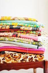 Old Style Sari Quilt