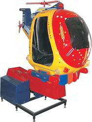 A K Enterprise Helicopter Kids Amusement Ride