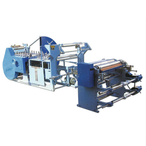 Automatic Paper Bag Making Machine Manufacturer From New Delhi