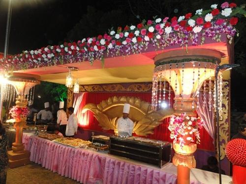 Stage decoration on rent stage decoration exporter from ahmedabad stage decoration on rent junglespirit Images