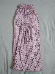 Cotton Regular Fit Girls Printed Harem Pants