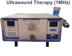 Ultrasound Therapy (1 MHz)