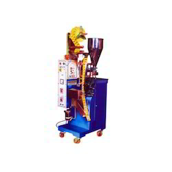 Pouch Packaging Machine Of Powder Granules