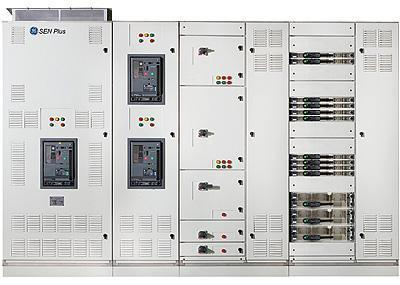 Electronic Switchgear Low Voltage Switchgear