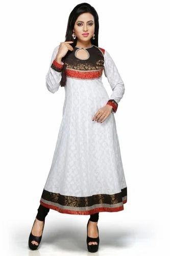 70677292036 Ladies Designer Tunic Party Wear Long Kurti - Nikhaar Creations ...