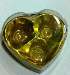 Heart Small Box with 3 Pc Inner