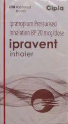 Ipravent Inhaler / Mdii / Rotacaps / Respules
