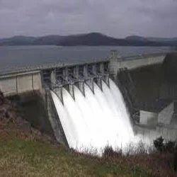 Dam Flood Gate