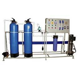 Industrial RO Plant 500 LPH