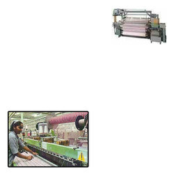 Automatic Shuttle Change Loom For Textiles Industry