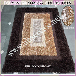 Cotton Polyester Shaggy