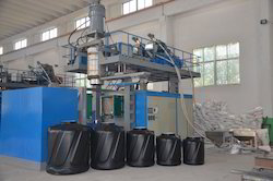 Automatic Water Tank Blow Molding Machine