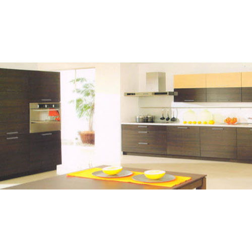 Upscale Kitchen Cabinets: Designer Kitchen Cabinet At Rs 950 /square Feet